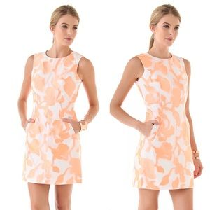 Diane Von Furstenberg Mini Rose Sorbet Dress